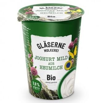 Jogurt naturalny 3,8% Gläserne Molkerei 500g