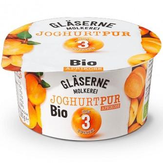 Jogurt morelowy 3,8% Gläserne Molkerei 150g