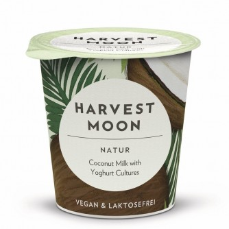 Jogurt kokosowy naturalny Harvest Moon 125g