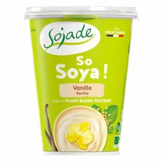 Jogurt sojowy waniliowy Sojade 400g