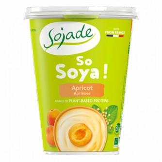 Jogurt sojowy morelowy Sojade 400g