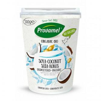 Jogurt sojowo - kokosowy naturalny Provamel 500g