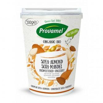 Jogurt sojowo - migdałowy naturalny Provamel 500g