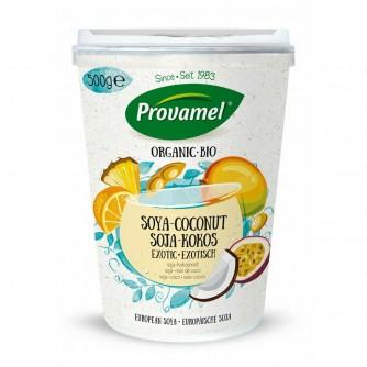 Jogurt sojowo - kokosowy tropikalny Provamel 500g