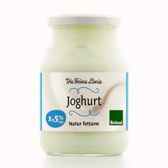 Joghurt natur 1,5% Die Feine Linie 500g
