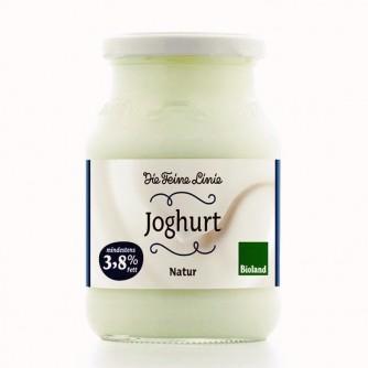 Jogurt naturalny 3,8% Die Feine Linie 500g