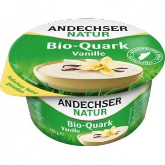 Twarożek śniadaniowy waniliowy Andechser Natur 150g