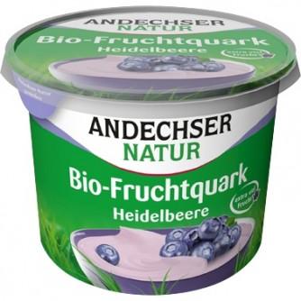 Twarożek śniadaniowy jagodowy Andechser Natur 450g