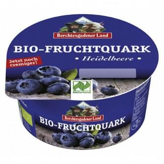 Twarożek śniadaniowy jagodowy Berchtesgadener Land 150g