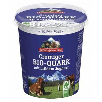 Twarożek naturalny z jogurtem 0,2% Berchtesgadener Land 350g