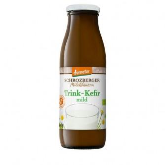 Kefir naturalny do picia Schrozberger Milchbauern 500ml