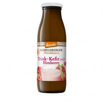 Kefir do picia malinowy Schrozberger Milchbauern 500ml