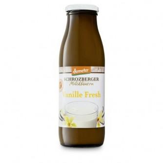 Zsiadłe mleko z wanilią Schrozberger Milchbauern 500 ml