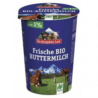Maślanka naturalna Berchtesgadener Land 500g