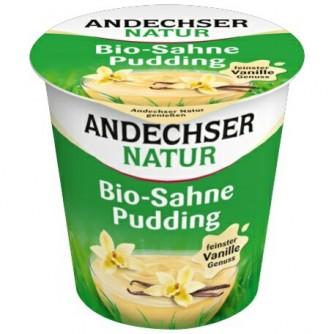 Deser waniliowy 10% Andechser Natur 150g
