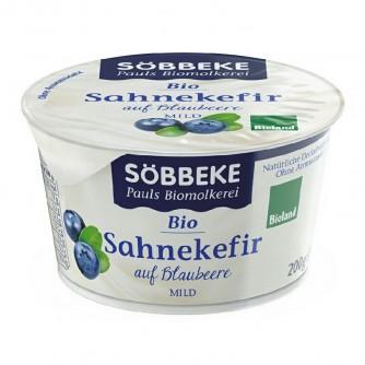 Deser śmietankowy z jagodami Söbbeke 200g