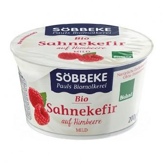 Deser śmietankowy z malinami Söbbeke 200g