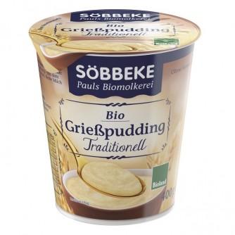 Pudding z kaszy manny tradycyjny Söbbeke 400g