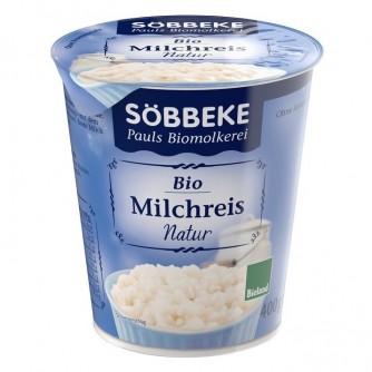 Ryż na mleku naturalny Söbbeke 400g