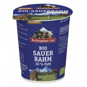 Śmietana kwaśna 10% Berchtesgadener Land 200g