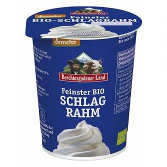 Śmietana słodka 32% Berchtesgadener Land 200g