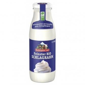 Śmietana słodka 32% Berchtesgadener Land 500g