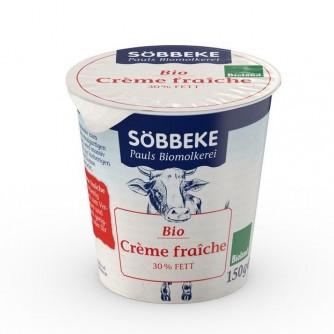 Śmietana słodka kremowa 30% Söbbeke 150g