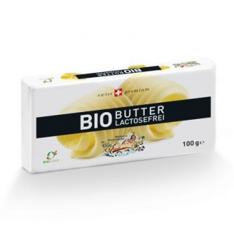 Masło bez laktozy 82% Molkerei Biedermann 100g