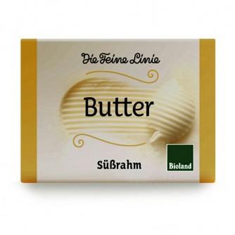 Masło śmietankowe 82% Die Feine Linie 250g