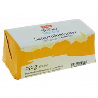 Masło śmietankowe 85% Brodowin Ökodorf 250g