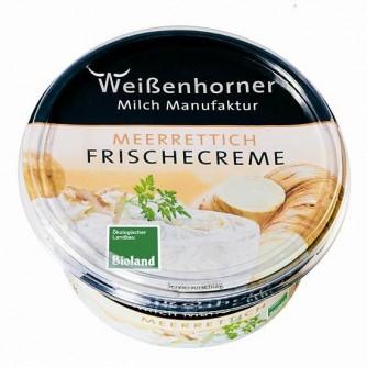 Serek kremowy z chrzanem Weissenhorner 150g
