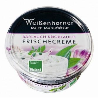 Serek kremowy z czosnkiem Weissenhorner 150g