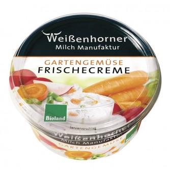 Serek kremowy z warzywami Weissenhorner 150g