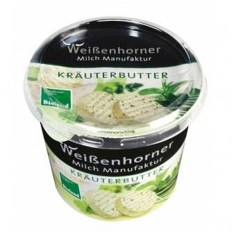 Masło ziołowe Weissenhorner 80g