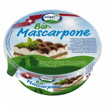 Mascarpone Züger Frischkäse 250g