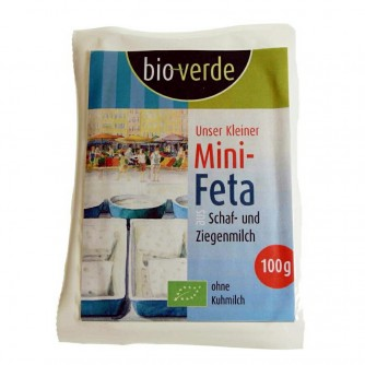 Feta mini Bio Verde 100g