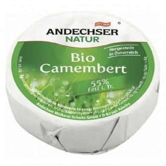 Camembert naturalny Andechser Natur 100g