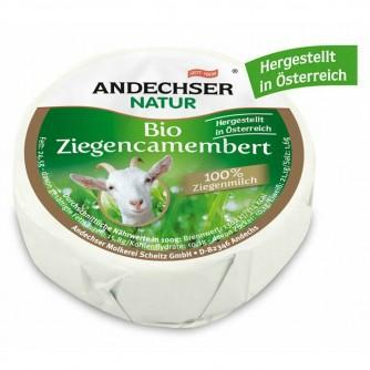 Camembert kozi naturalny Andechser Natur 100g