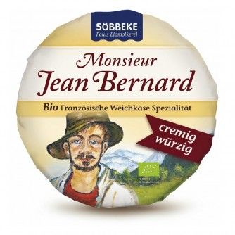 Ser pikantny Monsieur Jean Bernard Söbbeke 500g