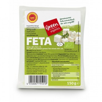 Feta Greenorganics 150g