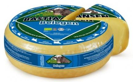 Kozi ser gouda dojrzewający przez 4 miesiące 1 kg Bastiaansen Bio-Kaas BV