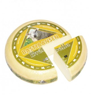 Owczy ser gouda dojrzewający przez 1 miesiąc Brebelle 4 kg Bastiaansen Bio-Kaas BV