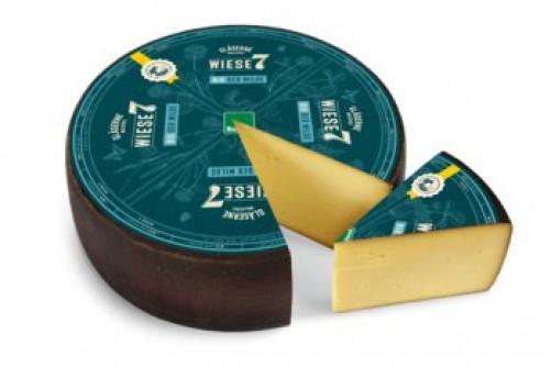 Łagodny ser dojrzewający 1,5 miesiąca Der Milde 4 kg Gläserne Molkerei