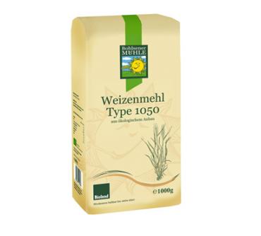 Mąka pszenna typ 1050 1 kg Bohlsener Mühle