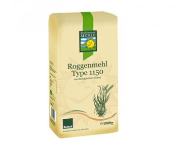 Mąka żytnia typ 11501 kg Bohlsener Mühle