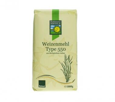 Mąka pszenna typ 550 1 kg Bohlsener Mühle