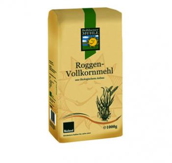 Mąka żytnia pełnoziarnista 1 kg Bohlsener Mühle