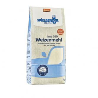 Mąka pszenna typ 550 1 kg Spielberger Mühle