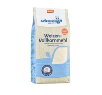 Mąka pszenna pełnoziarnista 1 Spielberger Mühle