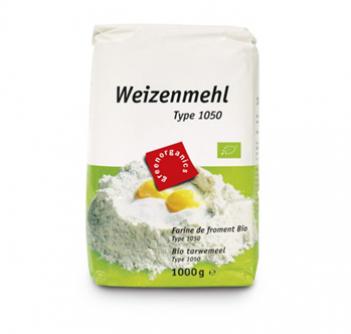 Mąka pszenna typ 1050 1 kg Greenorganics